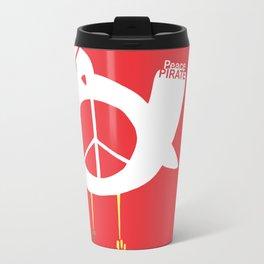 Peace Pirate Travel Mug
