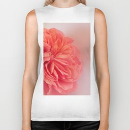 A Touch of Love - Pink Rose #2 #art #society6 Biker Tank