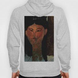 "Amedeo Modigliani ""Beatrice Hastings"" (1915) Hoody"