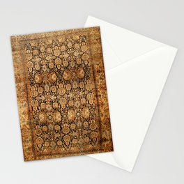 Antique Persian Malayer Rug Print Stationery Cards
