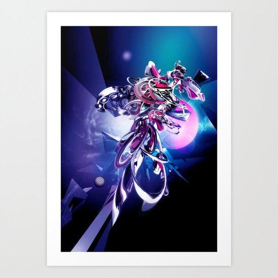 S-Essentia Art Print