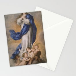 Bartolome Esteban Murillo - The Aranjuez Immaculate Conception Stationery Cards