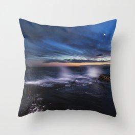 New Moon Twilight Throw Pillow