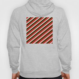 TEAM COLORS 1....... red, black,white,yellow Hoody