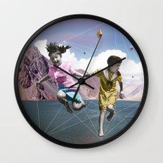 Espace Wall Clock