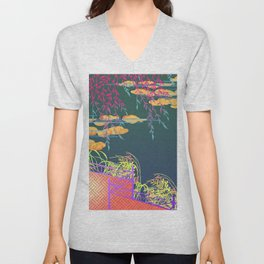 Willow and Bridge Unisex V-Neck