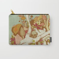 skulls in spring Carry-All Pouch