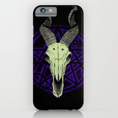 Black Goat of the Woods Slim Case iPhone 6s