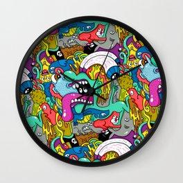 Brain Dump Wall Clock