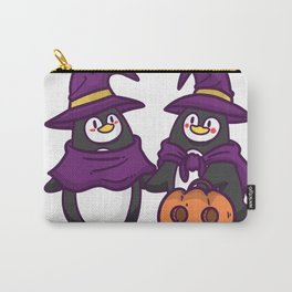 witch penguin Carry-All Pouch