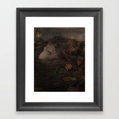 Waterborn Framed Art Print