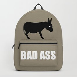 Angry Animals: Bad Ass Donkey Backpack