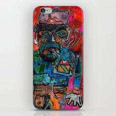Brick Layer iPhone & iPod Skin