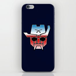 Rough Rider in Disguise iPhone Skin