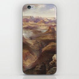 Grand Canyon of the Colorado River by Thomas Moran iPhone Skin