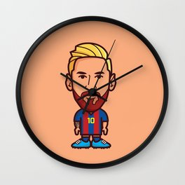MESSI10 Wall Clock