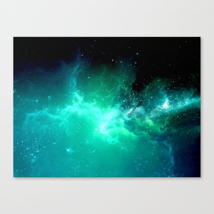 Cosmic Energy Canvas Print