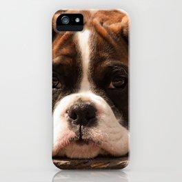 Alfie I iPhone Case
