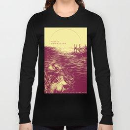 Movie Monsters Album Art Long Sleeve T-shirt