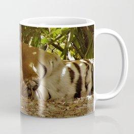 Sleeping Tiger Coffee Mug