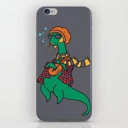 Hipster-Ness iPhone Skin