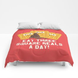 Because You Deserve Batter Comforters