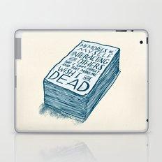 2500 Page Zine Laptop & iPad Skin