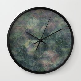 Abstract 201 Wall Clock
