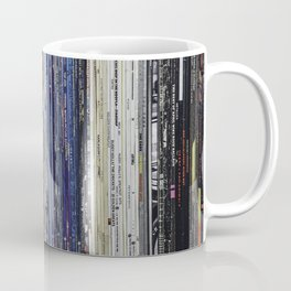 Rockollection - Vinyl Record Album Covers I Coffee Mug