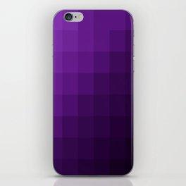 Amethyst Skies iPhone Skin