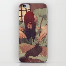 Artisan iPhone Skin