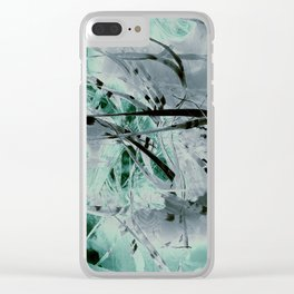 """Study Of Reed: Solarized 2"" Clear iPhone Case"