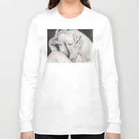 hands Long Sleeve T-shirts featuring hands... by als3