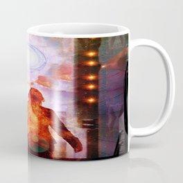 Her Infernal Exit Coffee Mug