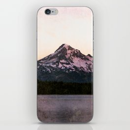 Getting Lost at the Lake iPhone Skin