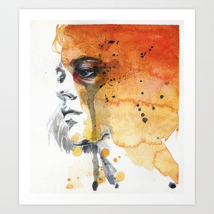 Discover the motif SMALL PIECE 22 by Agnes Cecile as a print at TOPPOSTER
