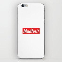 Madferit iPhone Skin