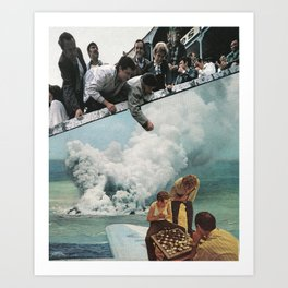 #104 Art Print