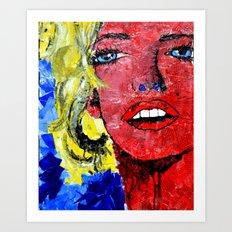 Monroe Art Print