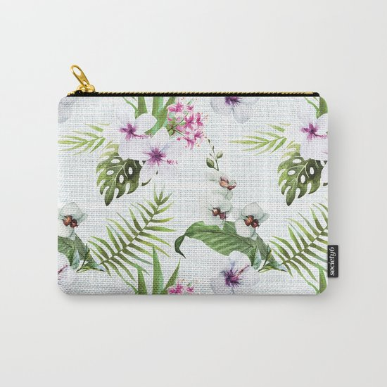 Tropical Summer #9 Carry-All Pouch