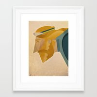 jesus Framed Art Prints featuring Jesus by Riccardo Guasco