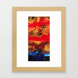 Amazon Princess Framed Art Print