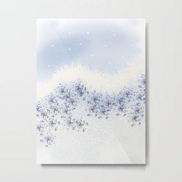 Winter wonderland. Metal Print