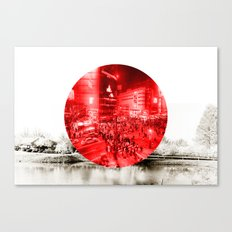 Land of the Rising Sun Canvas Print
