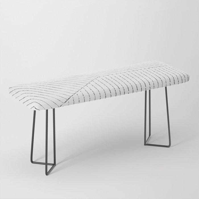 Lines Art Bench