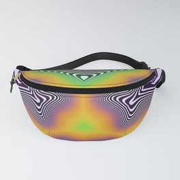 Liquid Symetry Fanny Pack