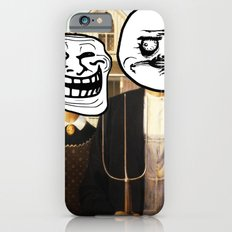 Modern Icons  |  American Troll Gothic iPhone 6s Slim Case