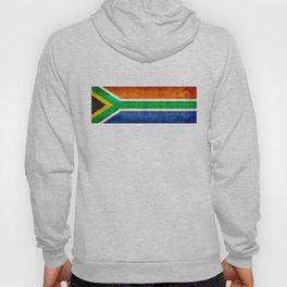 Flag of South Africa - Vintage Banner version Hoody