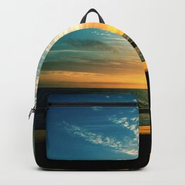 Sunset Blues Backpack