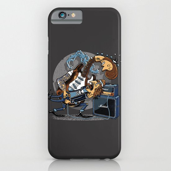 The Offender iPhone & iPod Case